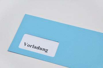 Vorladung Beschuldigter Polizei Fachanwalt Strafrecht Berlin